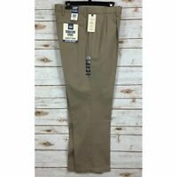 Dockers Men's Classic Fit Signature Khaki Lux Cotton Stretch Pleated Pants