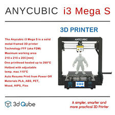 ANYCUBIC Mega S - FDM 3D Printer