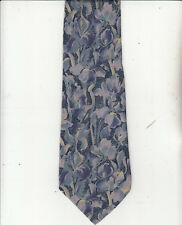 Ermenegildo Zegna-[If New $400]-Authentic-100% Silk-Made In Italy-EZ45-Men's Tie