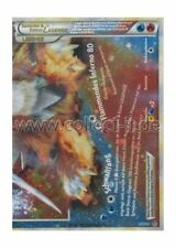 POKEMON HEARTGOLD SOULSILVER scatenato 95/95 Suicune & Entei Leggenda tedesco