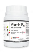 Vitamin B12 MecobalActive®, 300 capsules - dietary supplement