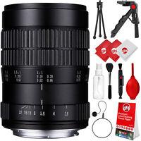 Oshiro 60mm f/2.8 Ultra Macro Prime Lens for Nikon F DSLR Cameras & Accessories