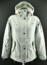 DIDRIKSONS Storm System Dry 5 Jacket Outdoor Waterproof Parka Padded Coat Sz 36
