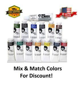 Bob Ross Oil Paint 1.25 oz. (37 ml) Choose Your Colors!