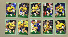 2006  PARRAMATTA EELS  ACCOLADE RUGBY LEAGUE CARDS