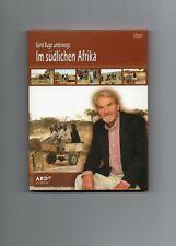 DVD * GERD RUGE UNTERWEGS -  Im südlichen Afrika # NEU OVP ^