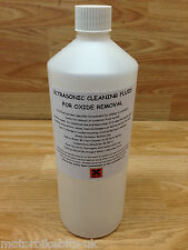 Ultrasonic Oxide / Rust Remover 20 Ltr Dilutes Up to 1:15 USCF