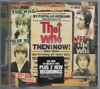 THE WHO - Then & Now 1964-2004 - CD - Polydor - 9866577 - 2004 - Rock - Europe