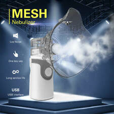 Handheld Portable Inhale Nebulizer Travel USB Ultrasonic Mesh Nebulizer Outdoor