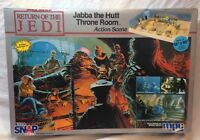 1983 STAR WARS Return Of The Jedi JABBA THE HUTT SNAP ACTION MODEL NEW