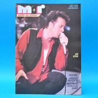 DDR Melodie und Rhythmus 9/1989 Country Simple Minds Tom Jones Tanita Tikaram C