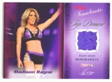 "MADISON RAYNE ""PURPLE MEMORABILIA CARD #1/1"" TNA KNOCKOUTS"