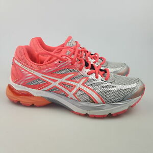 Women's ASICS 'Gel Flux 4' Sz 6.5 US Runners Shoes Grey VGCon | 3+ Extra 10% Off