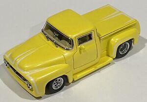 Danbury Mint 1956 Ford F-100 Street Machine Pickup Truck 1/24 Diecast