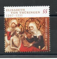 GERMANY 2007 ST ELIZABETH VON THURINGEN SG,3502 U/MINT LOT 4799B