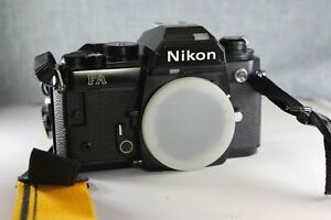 Nikon FA SLR 35mm Film Camera Body only, Nikon F Mount