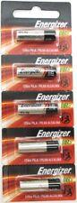 A27 Energizer 27A MN27 12V Alkaline 5 Batteries