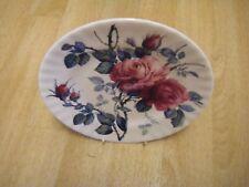 "English Rose Plate vintage 92 Limited Edition Roy Kirkham Plate ""English Rose"""