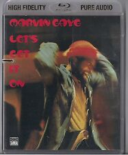 Marvin Gaye - Let's Get It On (Blu Ray Audio)