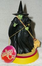 figures Wizard of Oz Wicked Witch of the West collector gift Xmas knick knack