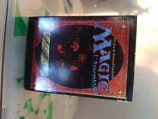 Magic Starter deck 4th edition card carte magic the gathering