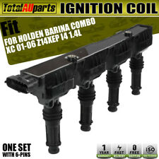 Ignition Coil Pack for Holden Barina Combo XC 1.4L Z14XEP Opel Corsa D A14XER