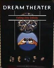 Dream Theater 1997 falling infinity promotional poster ~MINT condition~N.O.S.~!!
