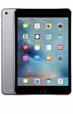 New IPad Mini 4 128gb - Wifi- Space Grey - Best Deal on Ebay! Latest Model!!