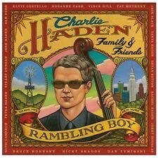 Charlie Haden - Rambling Boy: Charlie Haden Family & Friends [New CD]