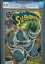 Superman: The Man of Steel #18 (1st Doomsday)  CGC 9.8  WP
