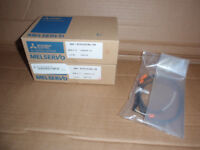 MR-BT6V2CBL1M Mitsubishi NEW In Box CNC Motion Servo Cable Amp To Amp To Battery