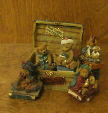 Boyds Event Piece #02003-71 BAILEY'S OL' TRUNK 2003 Mint/Box, From Retail Shop
