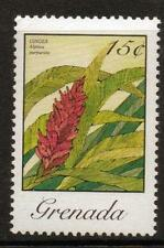 GRENADA SG1414a 1982 15c NATIVE FLOWERS   MNH
