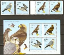 Ireland 2010 Mi.No. 1942 - 1945 (Block 83) Irland birds 4v +1 MNH**