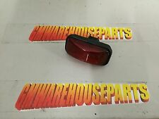 2003-2009 HUMMER H2 RED REAR ROOF CLEARANCE MARKER LIGHT CENTER NEW GM  25809313