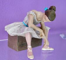 EDGAR DEGAS L'ATTENTE The Waiting Ballerina Dancer Statue Sculpture