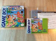 Adventure Island Gameboy Game! Complete! Rare! Look In The Shop!
