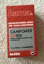 Hama Camcorder Battery Pack CP406