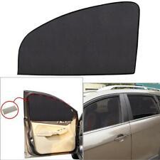 Magnetic Car Flexible Sun Shade UV Protection Curtain Car Window Sunshade Back