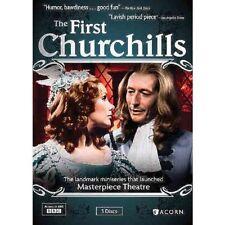 The First Churchills,Excellent DVD, ,
