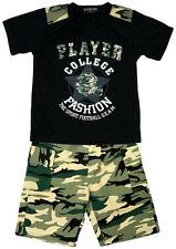 Vêtements noirs pour garçon de 13 à 14 ans