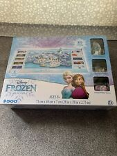 Disney Frozen 4D Jigsaw Puzzle With 3D Models BRAND NEW*