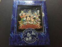 HKDL Pin Trading Fun Day 2008 Boxed Pin LE 3000 Disney Pin 61058