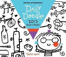 2013 Daily Calendar: Daily Doodle, , Gomi, Taro, Excellent, 2012-07-01,