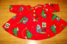 """20"""" CPK Cabbage Patch Kids CHRISTMAS PEANUTS LUCY SNOOPY CHARLIE BROWN DRESS"""