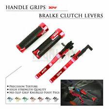 Short Adjustable Brake Clutch Lever & Handle Grips Bar for BMW S1000XR 2010-2019