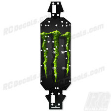 LOSI 5IVE T 4WD TRUCK CHASSIS PROTECTOR GRAPHIC - Monster - LOSB2540