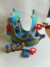 elc happyland pirate ship with figures