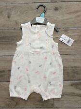 Girls Outfit/Rompa Suit Age 1-3 Months New With Tags Attached