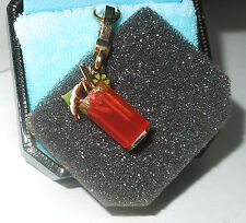 NIB Juicy Couture YJRU0596 Tropical Umbrella Drink Charm 2006